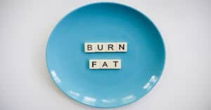 how to burn stomach fat