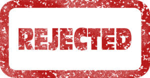 how to handle rejection better